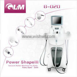Power Shape Velashape Equipment with Cavitation System for Body, Face and Eyes