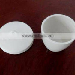 excellent qualtity and cheap Laboratory Porcelain low Wall Crucibles for solid burning