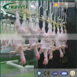 Poultry processing slaughtering equipment For chicken slaughterhouse