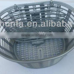 hot sale new arrivel high quality wholesale price durable plastic bicycle baskets bicycle parts