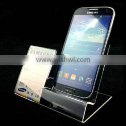 Best seller custom made acrylic mobile phone display stand