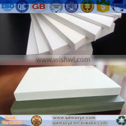 High quality Various size and thickness PVC foam sheet of MAOYE Company