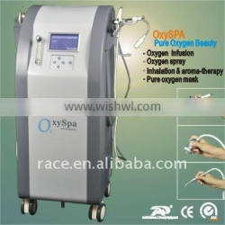Mature oxygen therapy/touch screen/IC card hot sell body whitening injection