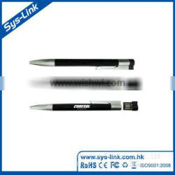 SP-01 The Popular Competitive Price Factory Pen Style USB Flash Drive