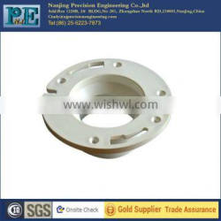 Custom precision injection plastic flange