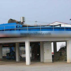 Solid and Liquid Separation Machine for shallow water treatment
