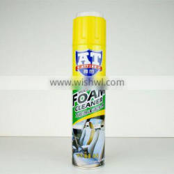 effective all purpose foam cleaner/car care foam cleaner