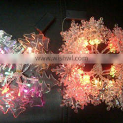 Cost Effective Led Star Garland String Light