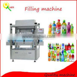 cosmetic filling machine/cream filling line/filling sealing capping machine