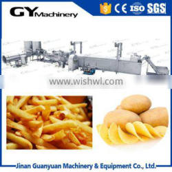 Automatic French Fries Machine, French Fries Production Line