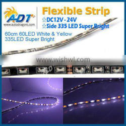ADT high quality White/Yellow Switchback LED Strip Lights for VW