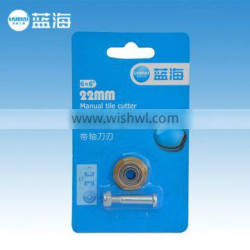 Tungsten carbide Manual tile cutter wheel