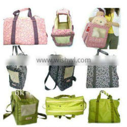 Breathable Pet carriers Dog bags