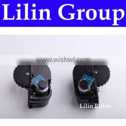 (For X550) Left & Right Wheel Assembly for Robot Vacuum Cleaner, 1 Pack Includes 1*Left Wheel Assembly + 1 Right Wheel Assembly