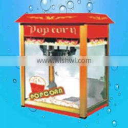 2016 hot sale hot air 8 OZ red color popcorn machine(902)