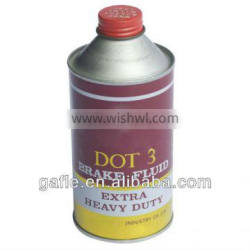 competitive price DOT-3 brake fluid oil