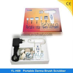 (YL-H09) Rotary Facial Brush Scrubber
