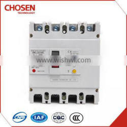 earth leakage protection 100a 175a 225a rccb circuit breaker
