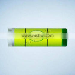 High quality plastic cylinder level vials RB-CY1135