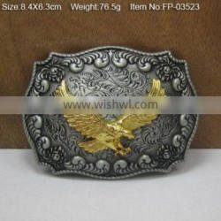 European and American belt buckle cowboy hot spot wholesale