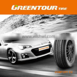 Hot selling COMFORT C2 pcr semi steel car tire with various sizes