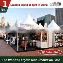 3m x 3m White Color Easy Quick Installation Pop Up Pagoda Tent For Sale