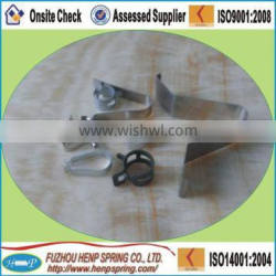 Quality flat stainless steel stamping clips