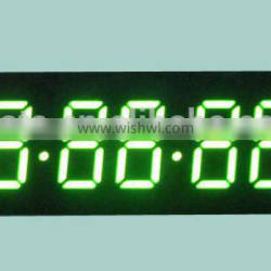 hot product five digits seven segment led display