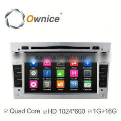 """7"""" Ownice c300 Android 4.4 Quad Core car stereo GPS for Opel AstraVectra Corsa with 16 ROM TPMS"""