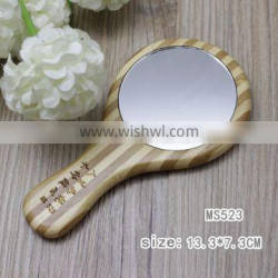 cheap wood wooden carving frame decorative mirror