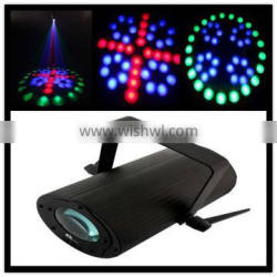 Club Party Light RGBLED RGB Flower Light DMX Music Activated For DJ Disco House Party Hotel Stage