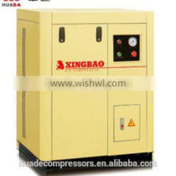 QHD0209 1.5KW/2HP 6L Stationary Silent Piston type Air Compressor with good quality