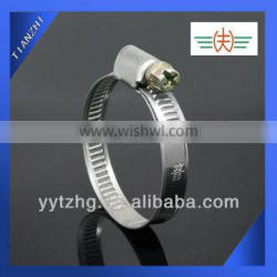 High Quality German Type Hose Clamp 9mm/12mm bandwidth