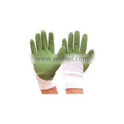 LATEX COATED INTERLOCK GLOVES