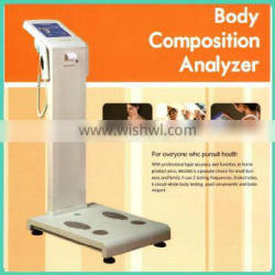 Professional 5 Frequency Body Composition Analyzer,MSLCA01,Body System Sport Equipment