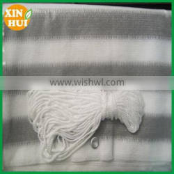 100% Virgin HDPE BSCI plastic windbreaker mesh awning for balcony