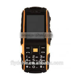 "No.1Mobile Phone 2.4"" 3.0MP Camera waterproof 4800mAH Dual SIM Strong signal low radiation Stereo Recorder No.1 A9"