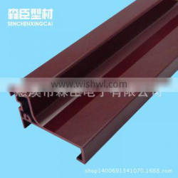 Extruded molding wholesale building material profile