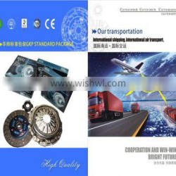 Chinese manufacture clutch kit clutch assembly clutch disc for DH-31 with high quality