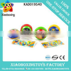2014 hot selling OEM plastic yoyo ball Promotional printed logo toys