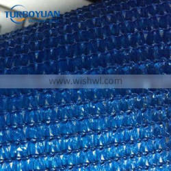 high quality uv blocked outdoor hdpe shade fabric net plastic waterproof shade sail for sale