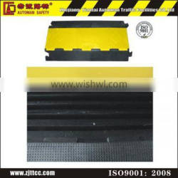 Yellow jacket 5 channel rubber cable protector