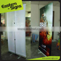 Aluminum Telescoping Roll Up Banner Stand