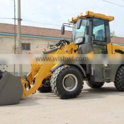 Hot sale ZL16 with CE certification chinese mini wheel loader