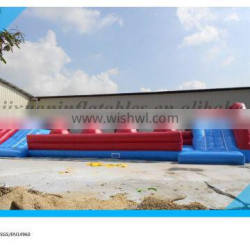 kids inflatable obstacle course ball /inflatable paintball obstacle