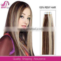 2016 hot tape in hair extensions cost