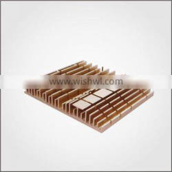 Customized aluminum profile heatsink for computer application