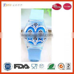 Disney Audit Factory Best Christmas Gift Silicone Watch