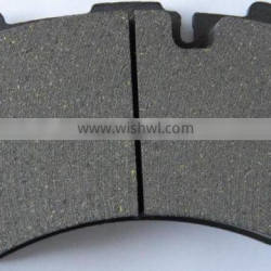 29158 truck brake pad with R90 certificate