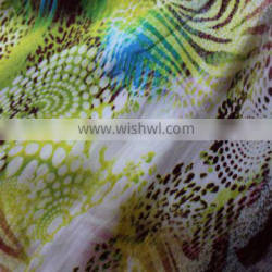 100% reactive dyed rayon fabric cotton fabric